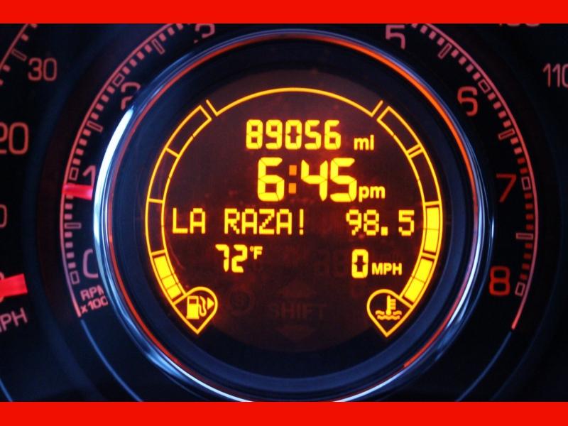 Fiat 500 2012 price $4,699