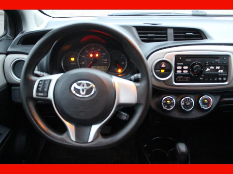 Toyota Yaris 2013 price $6,299