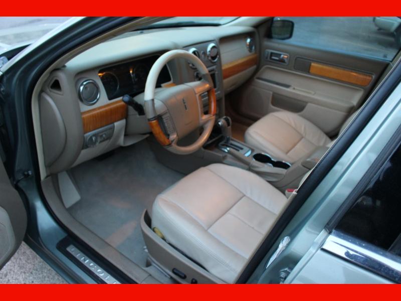 Lincoln MKZ 2008 price $4,999