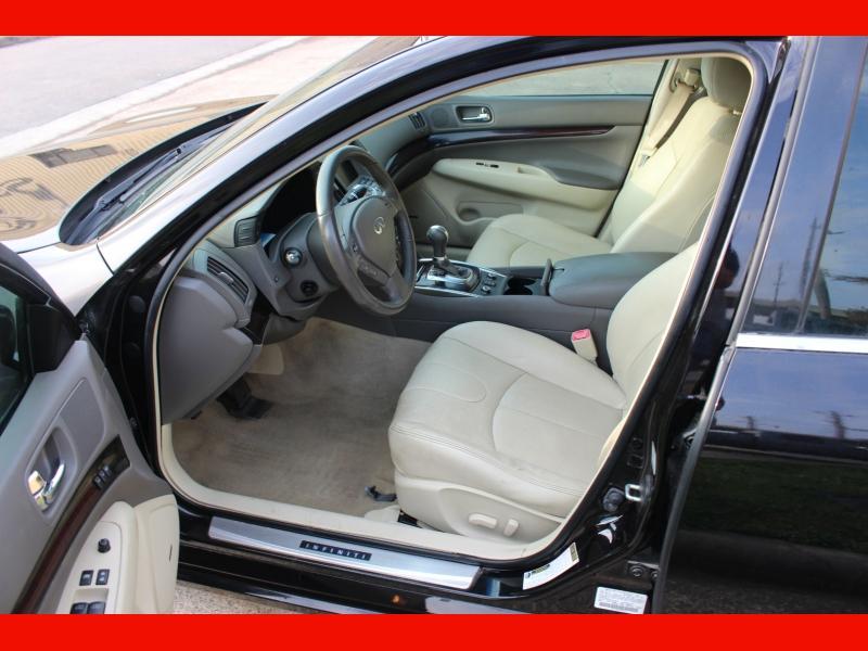 Infiniti G37 Sedan 2013 price $10,000
