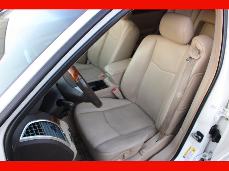Cadillac SRX 2009 price $6,499