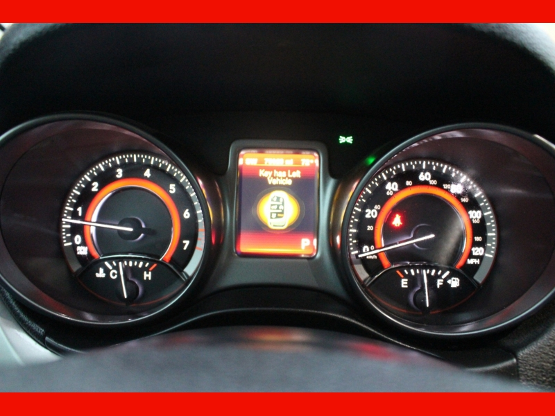 Dodge Journey 2017 price $11,499