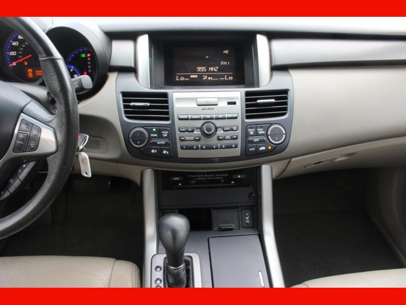 Acura RDX 2011 price $8,500