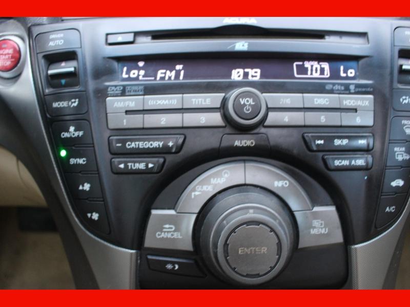 Acura TL 2009 price $8,999