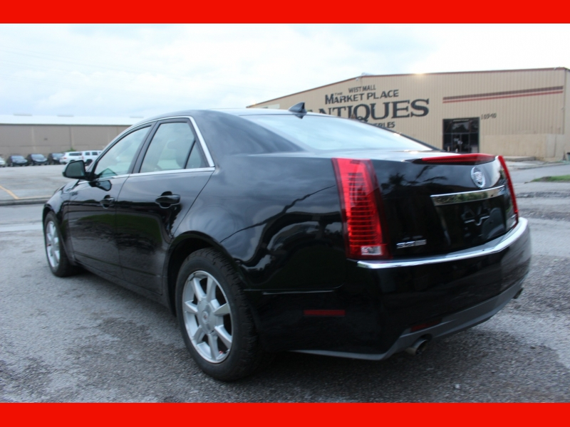 Cadillac CTS 2009 price $6,999