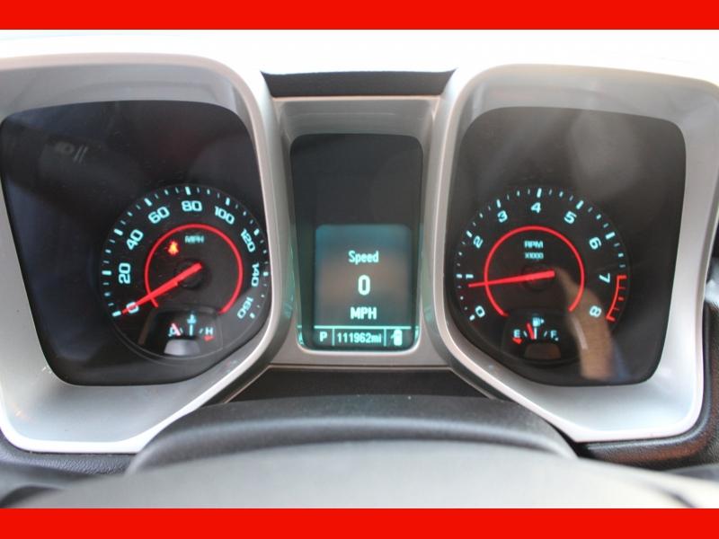 Chevrolet Camaro 2014 price $13,000