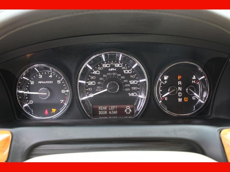 Lincoln MKS 2010 price $9,500