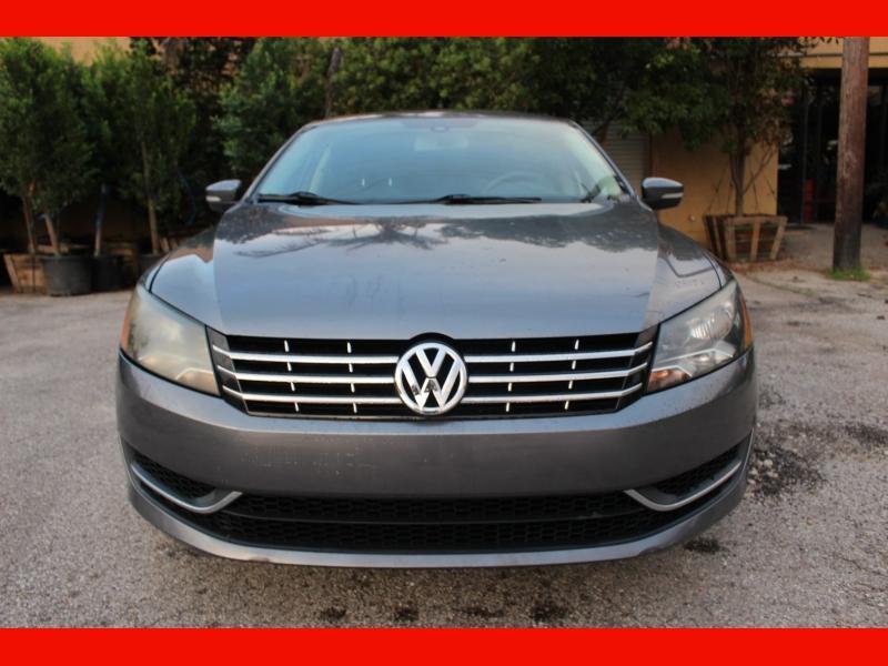 Volkswagen Passat 2015 price $8,999
