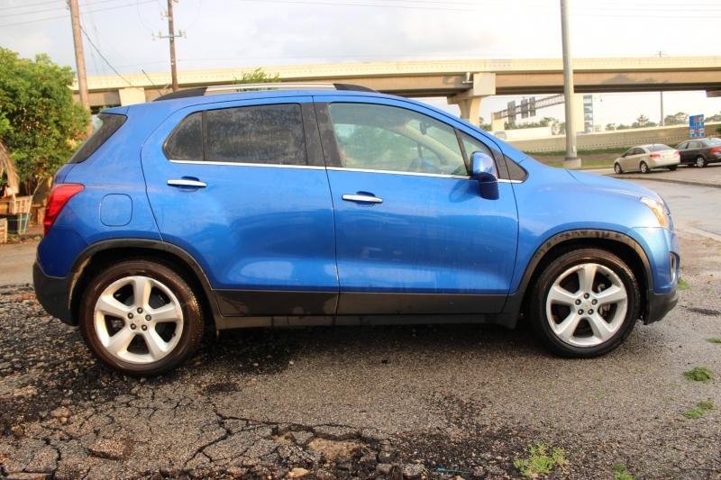 Chevrolet Trax 2015 price $12,699