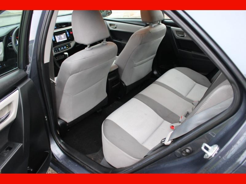 Toyota Corolla 2018 price $13,999