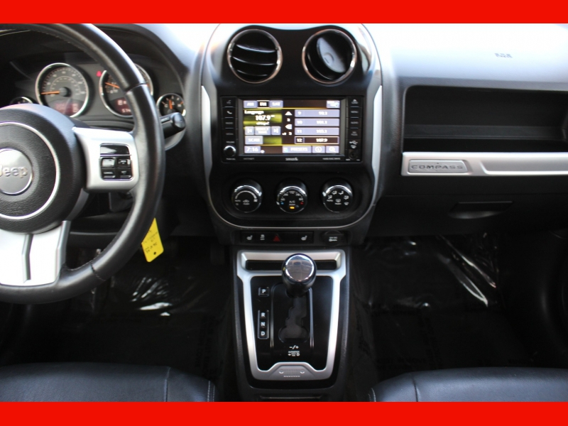 Jeep Compass 2016 price $12,699