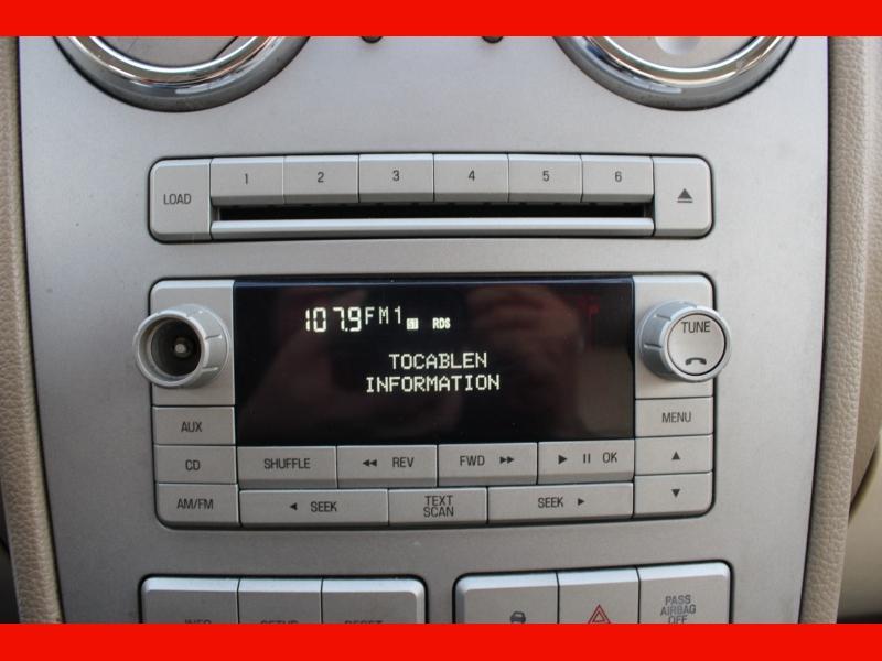 Lincoln MKZ 2009 price $5,599