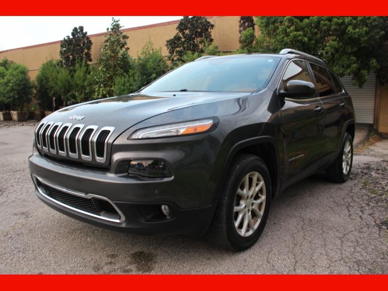 Jeep Cherokee 2016 price $15,999