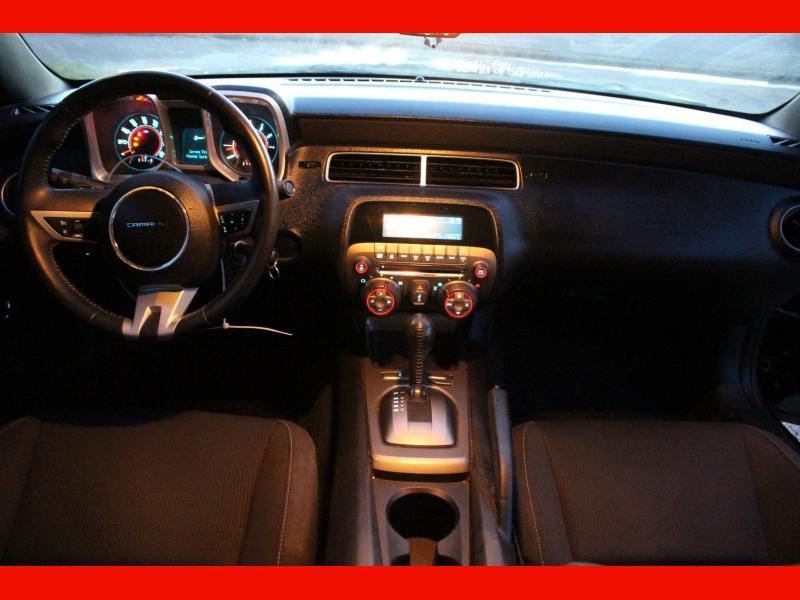Chevrolet Camaro 2011 price $9,599