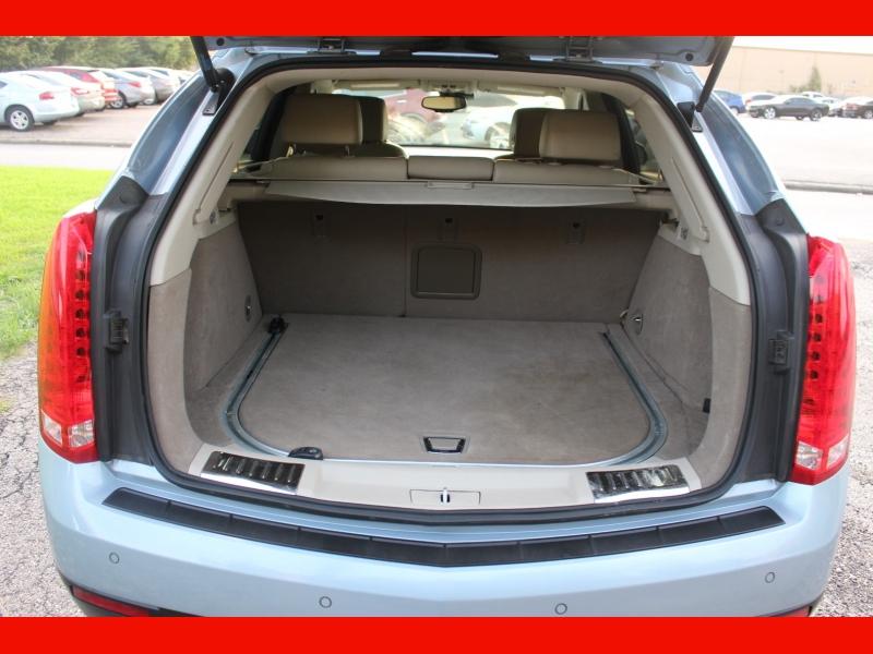 Cadillac SRX 2013 price $13,399