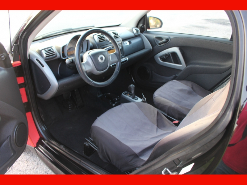 Smart fortwo 2009 price $4,999