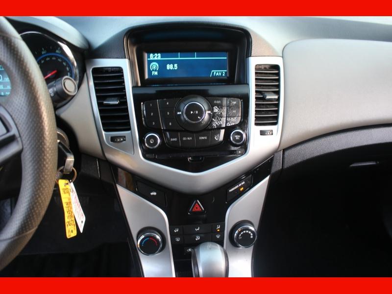 Chevrolet Cruze Limited 2016 price $7,799