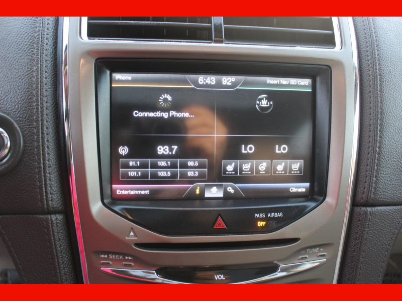 Lincoln MKX 2011 price $8,399