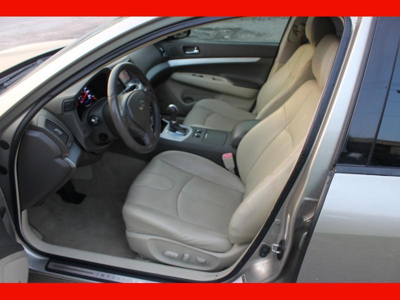 Infiniti G37 Sedan 2009 price $7,250