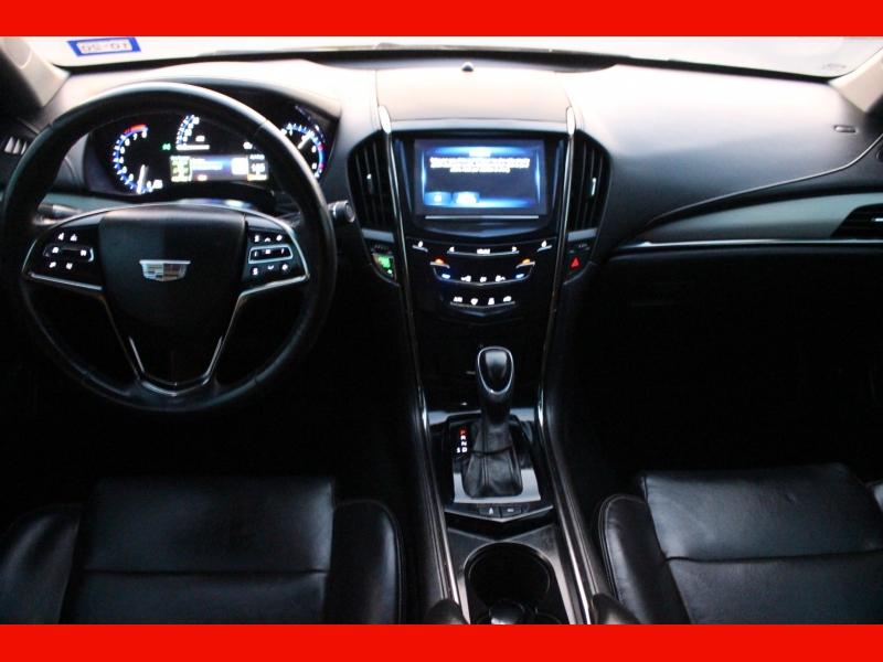 Cadillac ATS Sedan 2015 price $10,500