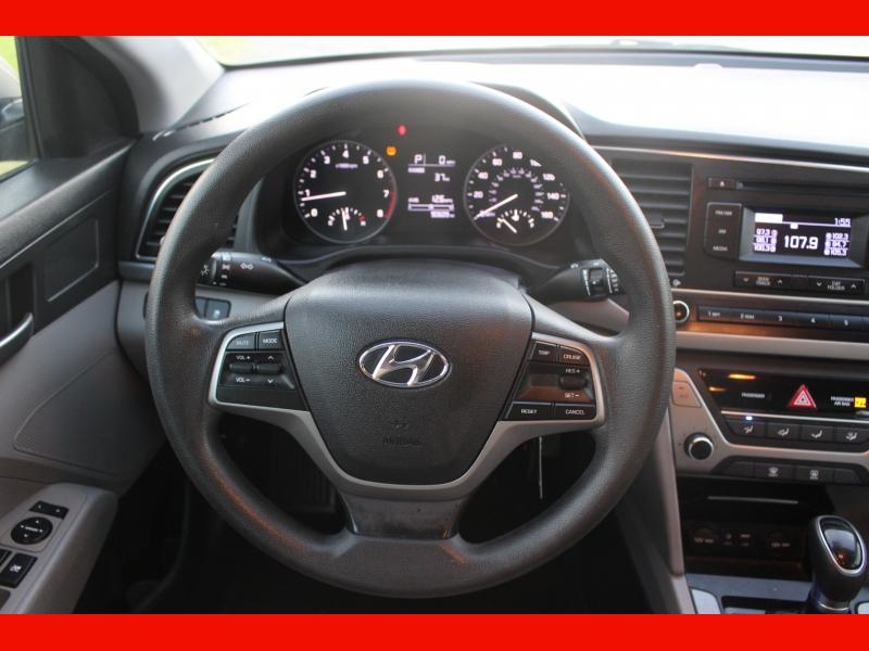 Hyundai Elantra 2017 price $9,899