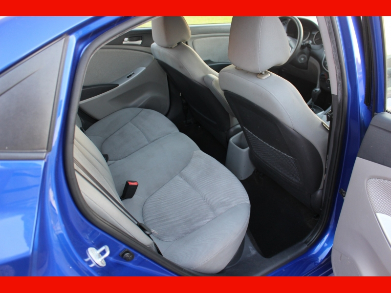 Hyundai Accent 2013 price $6,699