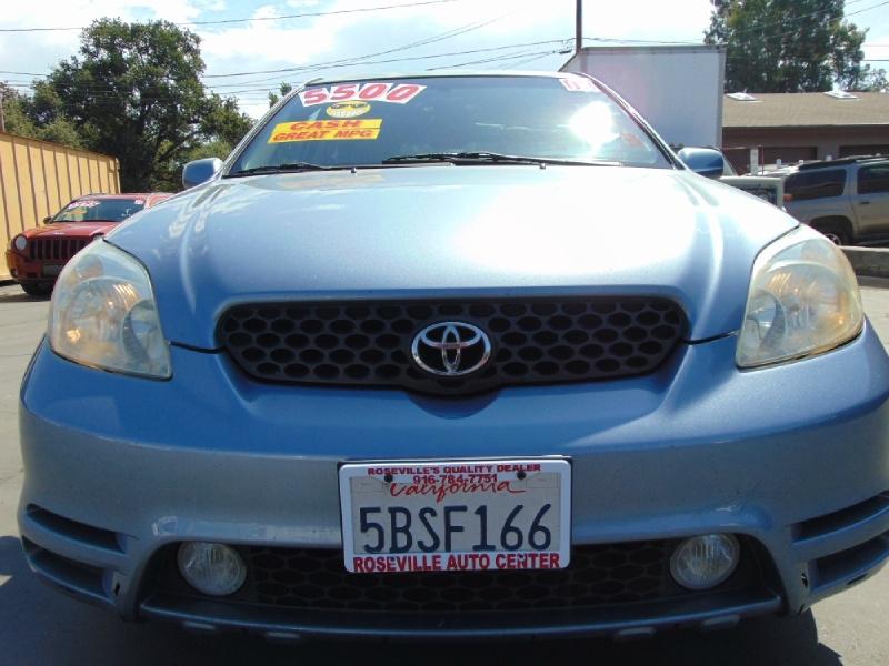 Toyota Matrix 2003 price $5,500