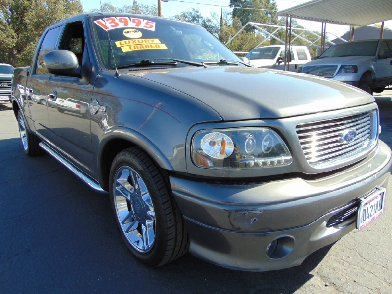 Ford F-150 2002 price $12,995