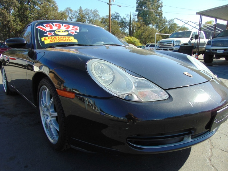Porsche 911 Carrera 2000 price $15,995