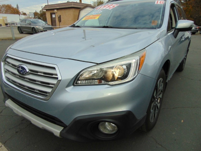 Subaru Outback 2016 price $10,995