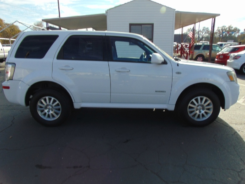 Mercury Mariner 2008 price $3,995