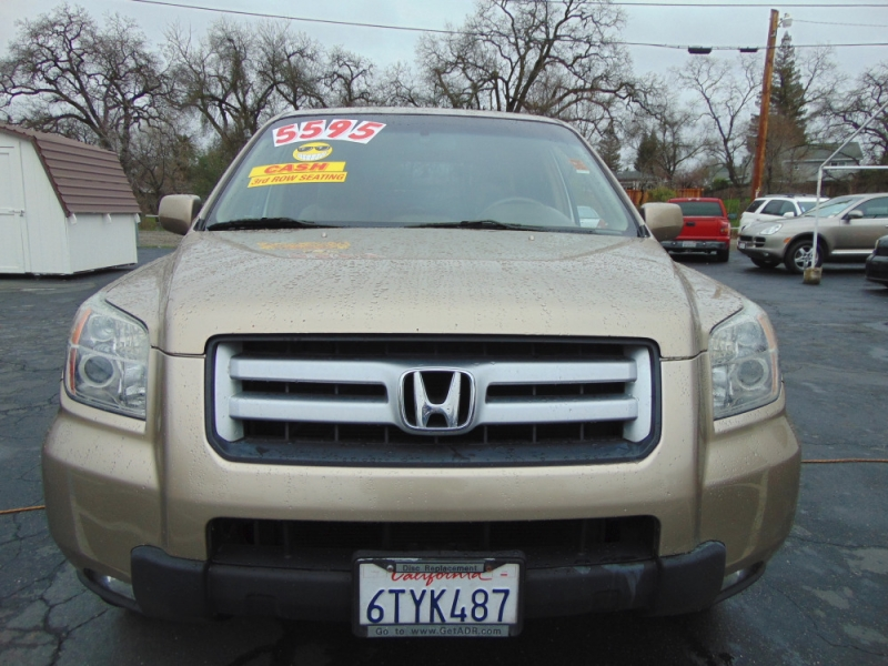 Honda Pilot 2007 price $5,595