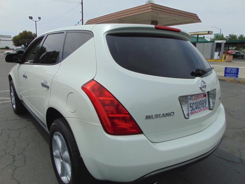 Nissan Murano 2003 price $4,495