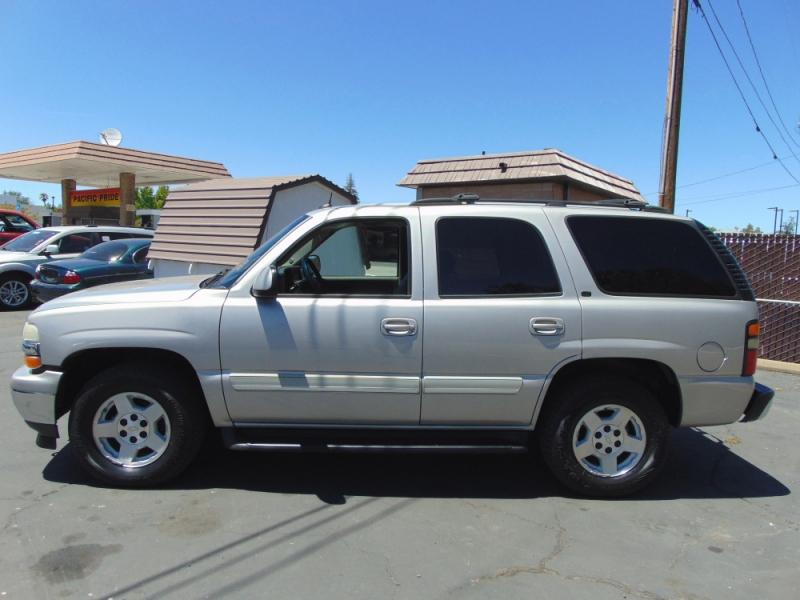 Chevrolet Tahoe 2005 price $5,595