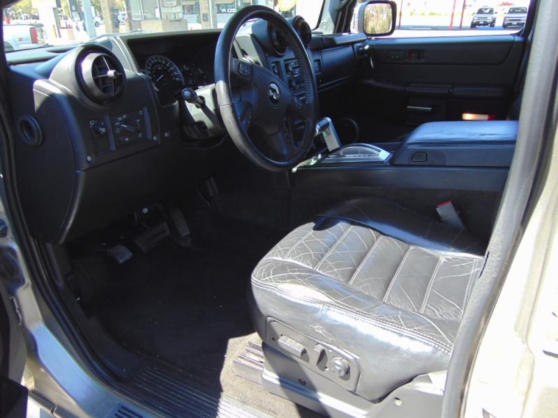 Hummer H2 2005 price $14,995