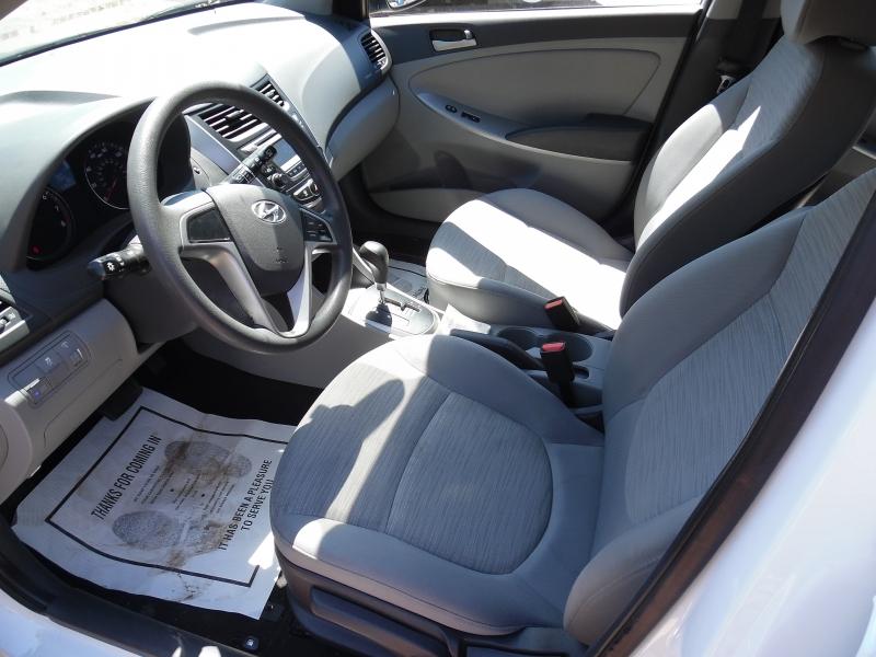 Hyundai Accent 2017 price $8,999 Cash