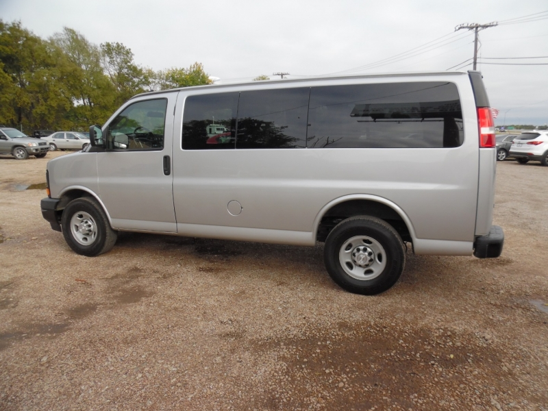 Chevrolet Express Passenger 2017 price $14,499 Cash