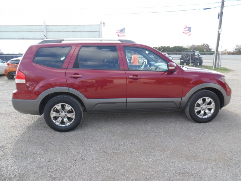 Kia Borrego 2009 price $5,999 Cash