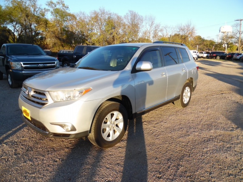 Toyota Highlander 2012 price $15,499