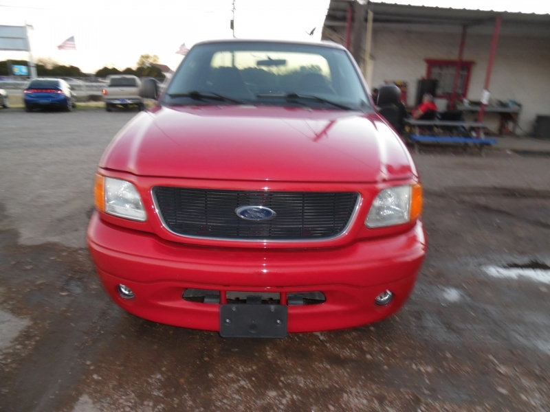 Ford F-150 Heritage 2004 price $8,499 Cash