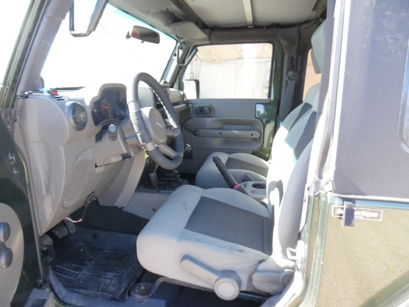 Jeep Wrangler 2008 price $12,999 Cash