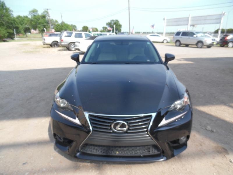 Lexus IS 250 2015 price $16,999 Cash