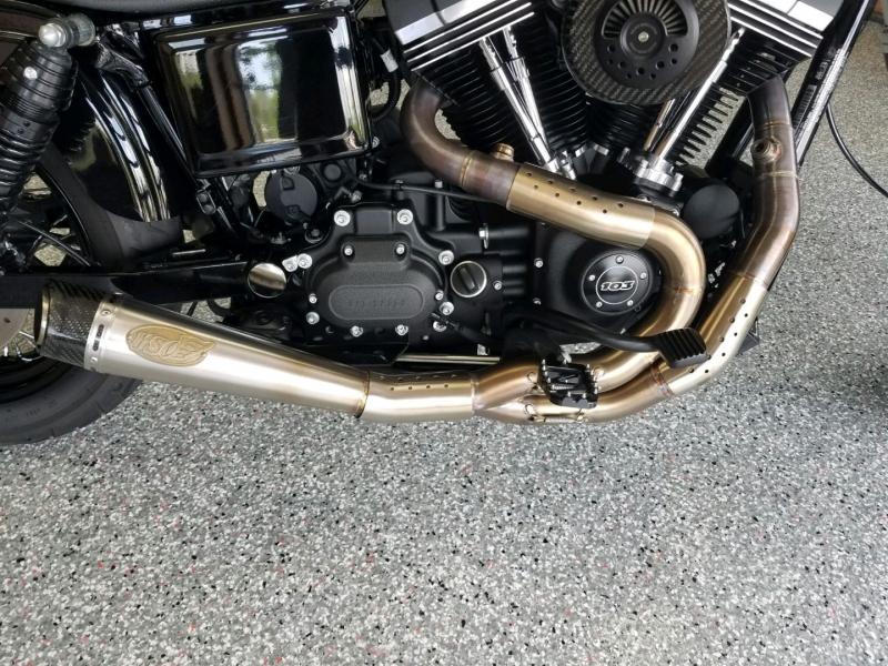 Harley-Davidson FXDB STREET BOB 2016 price $11,999