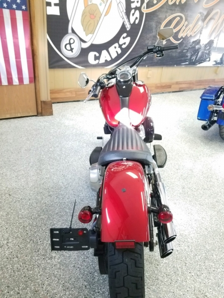 Harley-Davidson FLSL SOFTAIL SLIM 2018 price $14,999
