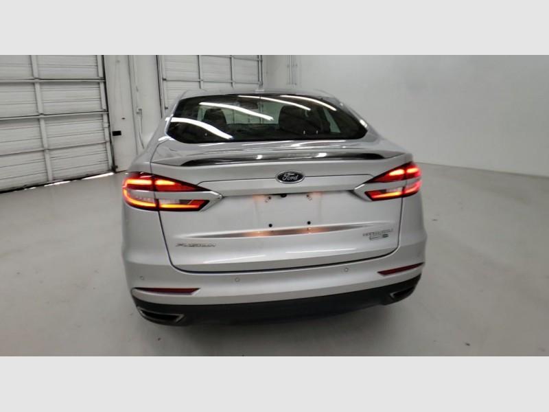 Ford Fusion Titanium 2019 price $19,990