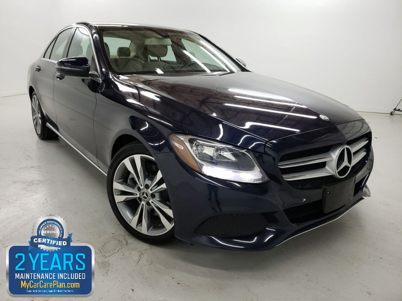 Mercedes-Benz C300 2017 price $25,900