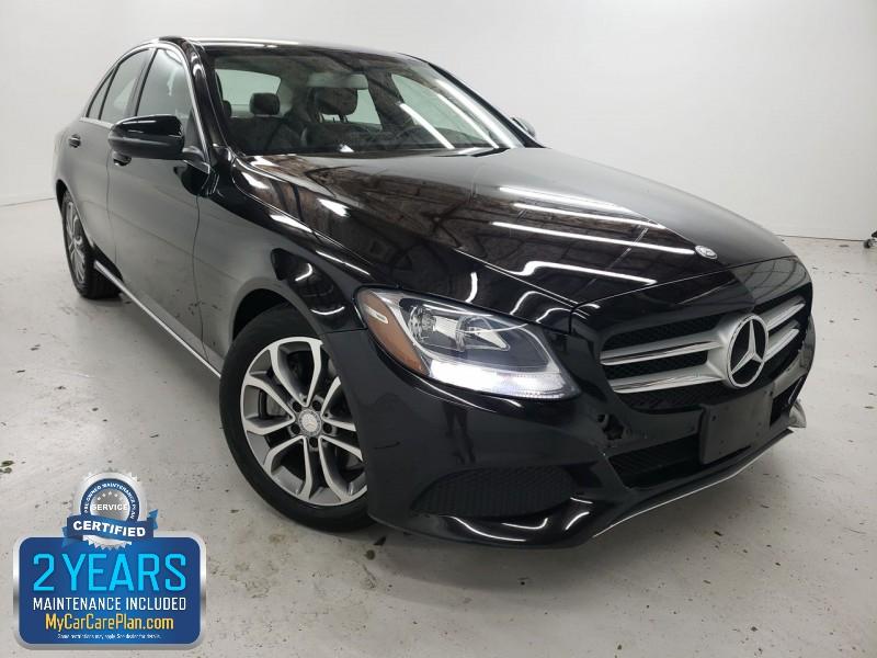 Mercedes-Benz C300 2017 price $26,800