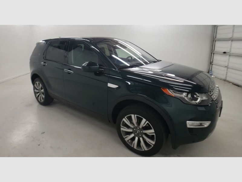 Land Rover Discovery Sport 2017 price $25,400