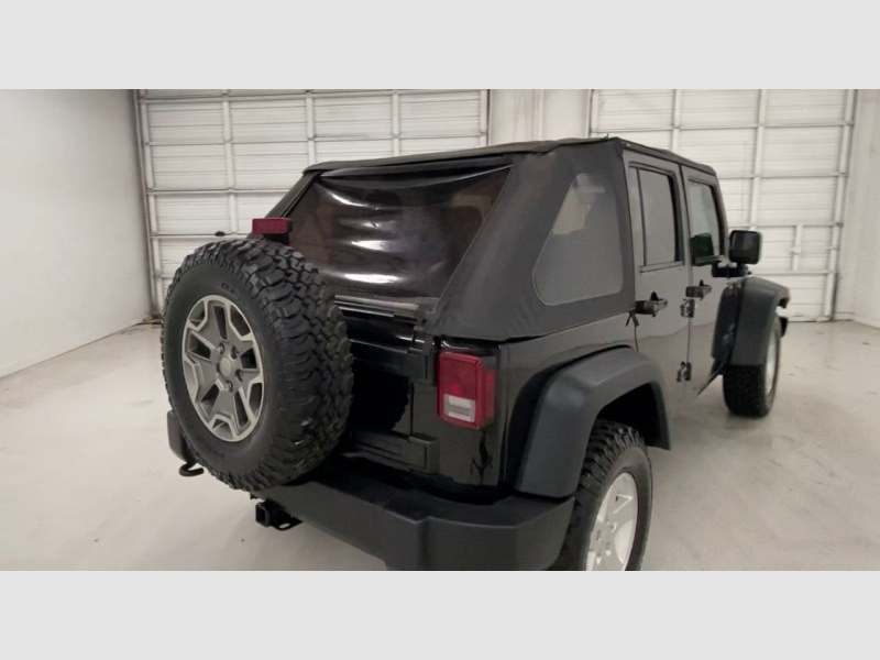 Jeep Wrangler Unlimited 2016 price $27,500