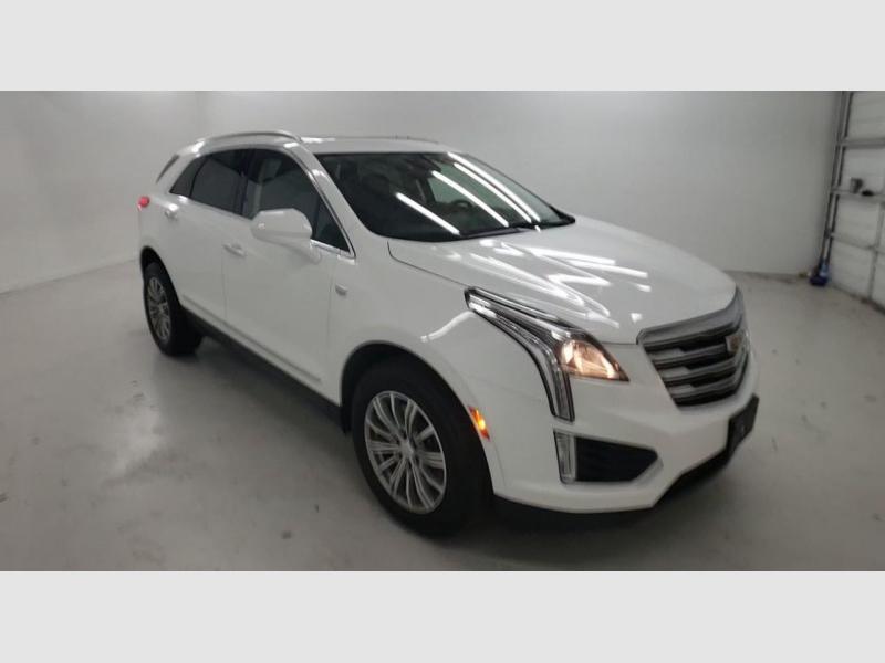 Cadillac XT5 2018 price $24,800